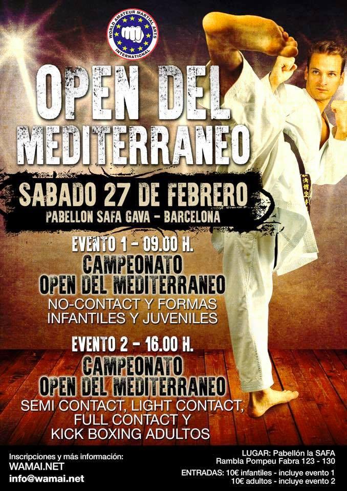 Open del Mediterraneo 2016
