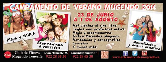 Campamento Verano 2014 Club Mugendo