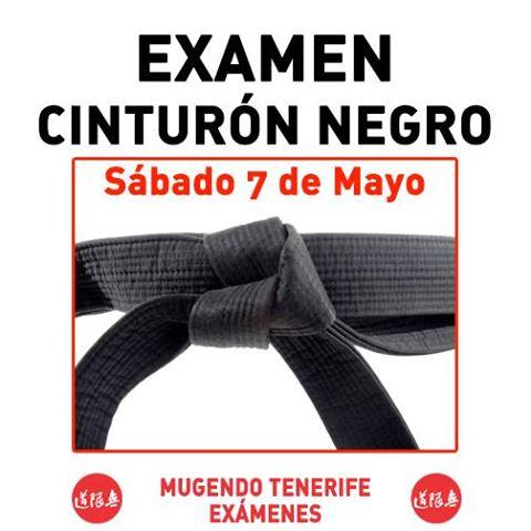 cinturon negro 6 mayo
