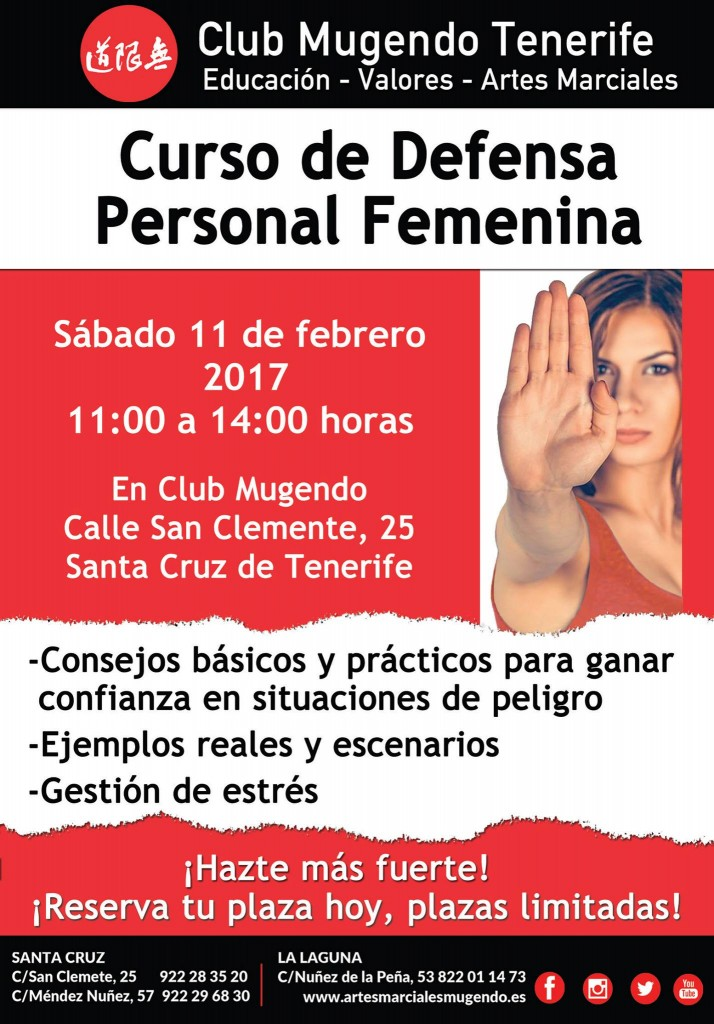 defensa personal febrero 2017
