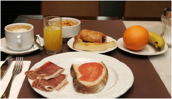 desayuno med