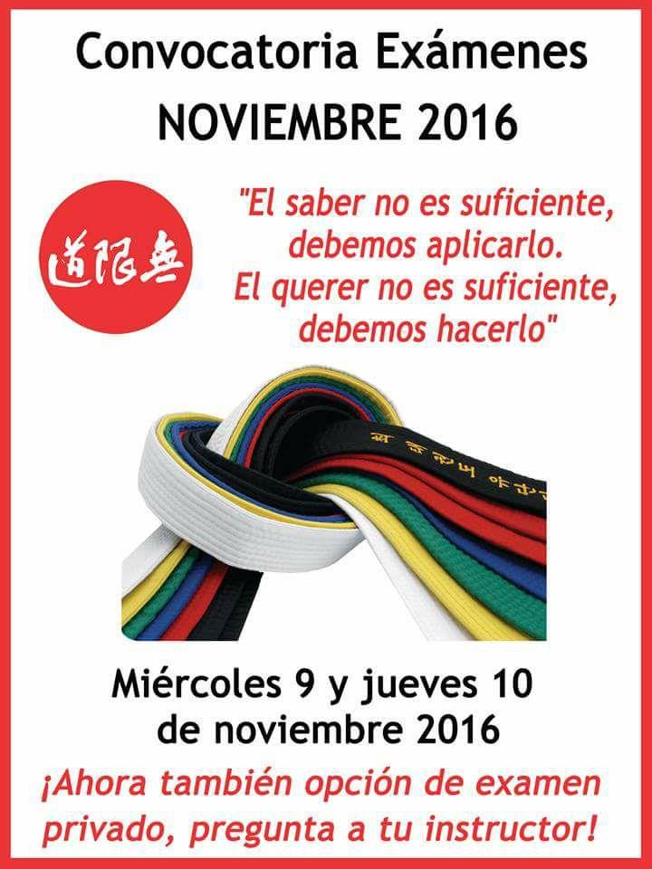 examenes-noviembre-2016-mugendo-tenerife