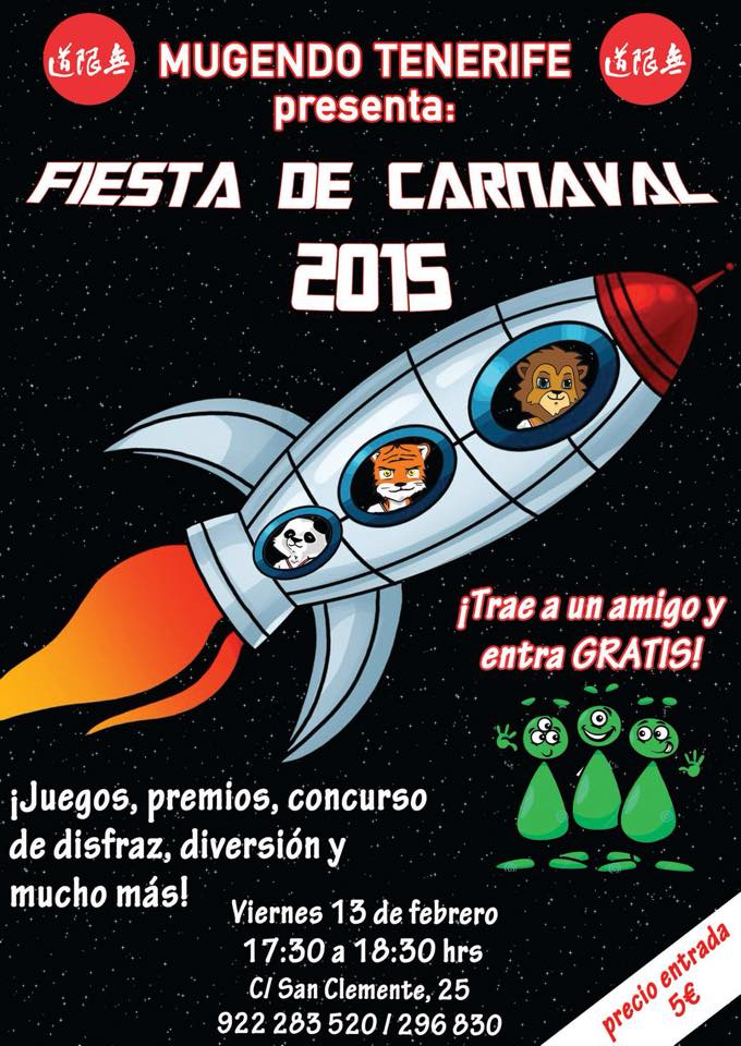 fiesta carnaval 2015