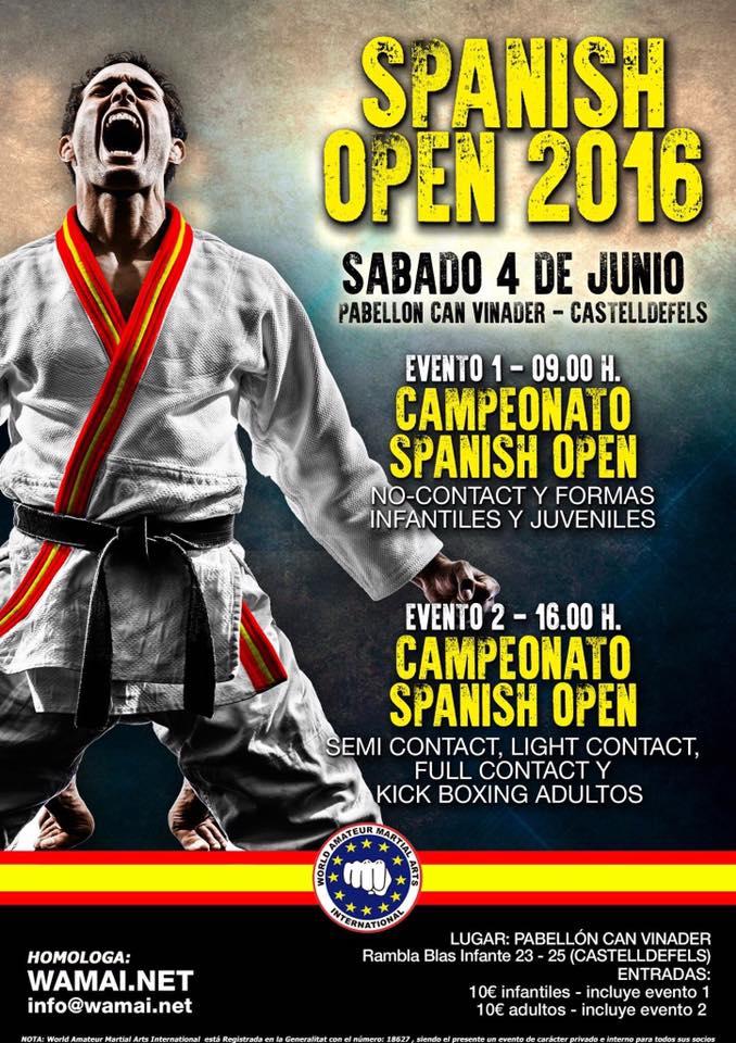 spanish open 2016